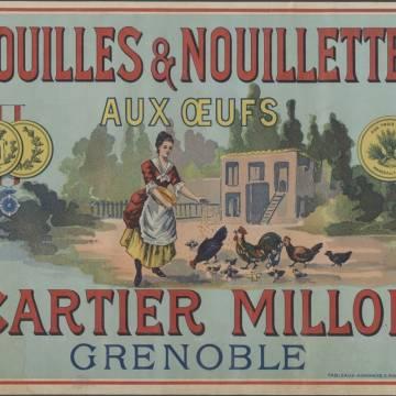 Les fils Cartier-Millon aux affaires