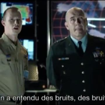 Publicité Lustucru - 2010 : Le retour des martiens