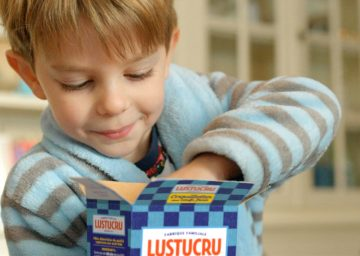 Soyez fiers de vos pâtes avec Lustucru